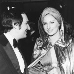 Neil with Barbra Streisand
