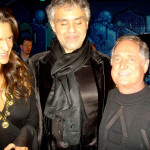 Neil and Andrea Bocelli