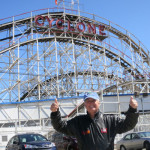Neil at the Cyclone